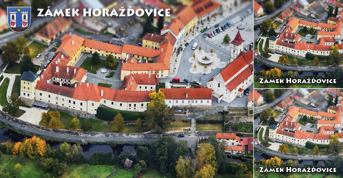 """<p rel=""""noopener"""" class=""""number"""">001  <p rel=""""noopener"""" class=""""right"""">Horažďovice   </p> <p><x><br />Městské muzeum Horažďovice nabízí prohlídky zámku, sezónní výstavy, národopisné a mineralogické expozice. <ul> <li>tel.: 371 430 634</li> <li><a href=""""mailto:muzeum@muzeumhd.cz"""">muzeum@muzeumhd.cz</a></li> </ul>"""