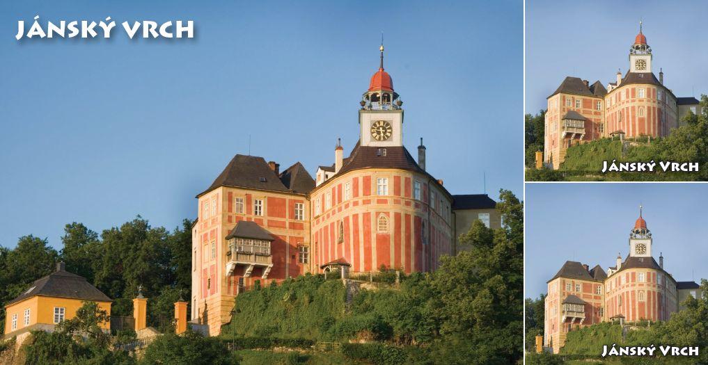 """<p rel=""""noopener"""" class=""""number"""">016  <p rel=""""noopener"""" class=""""right"""">Jánský Vrch   </p> <p><x><br />První zmínka 1307. Bývalé sídlo vratislavských biskupů."""