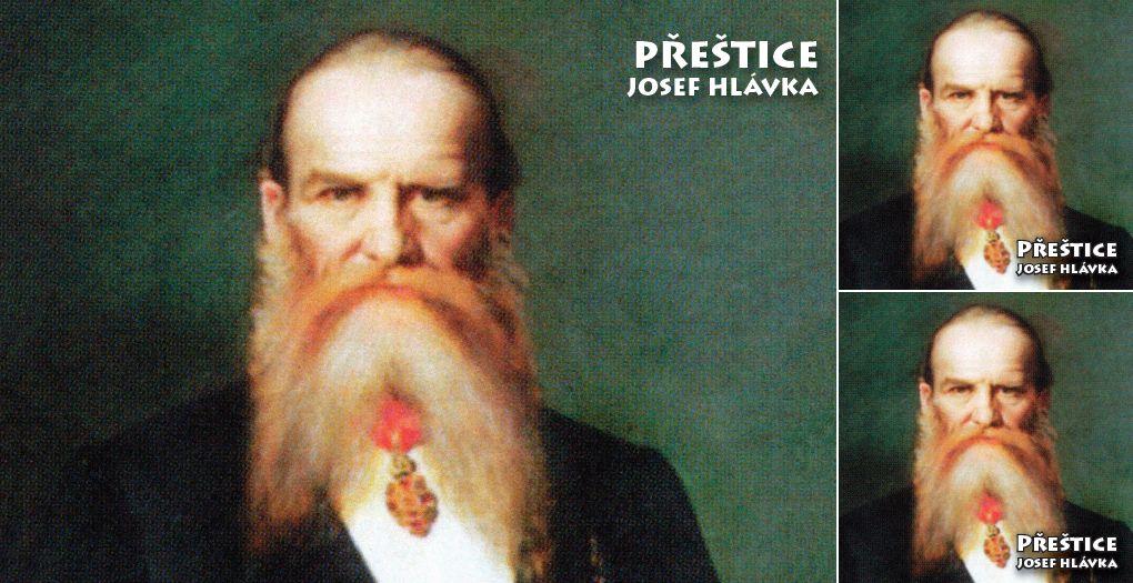 """<p rel=""""noopener"""" class=""""number"""">023  <p rel=""""noopener"""" class=""""right"""">Přeštice   </p> <p><x>Josef Hlávka<br />(15. 2. 1831 – 11. 3. 1908) Přeštický rodák, architekt a mecenáš evropského formátu. Majitel zámku v Lužanech. Nadací, kterou založil v roce 1904, věnoval veškerý svůj majetek českému národu."""
