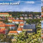 Vydala Knihovna Václava Štecha a  Infocentrum Pod Velvarskou branou, Slaný 2021 Slaný č. 1/ 2021 Autor fotografie: Jakub Kruliš